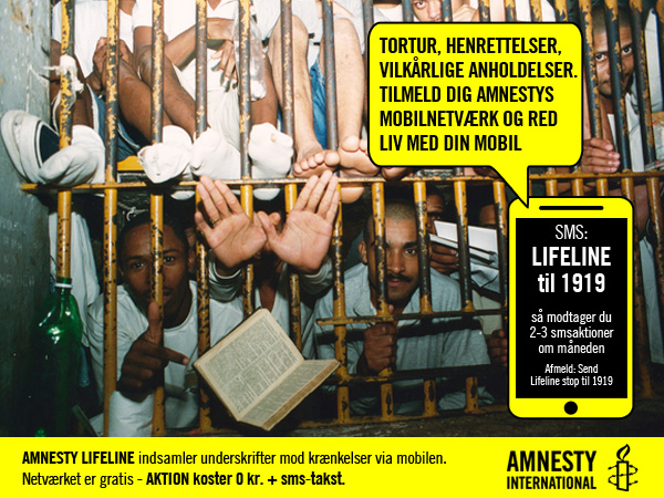 Foto: Amnesty International.