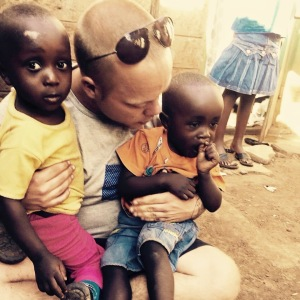 Bob rejser til Kenya igen i januar 2016