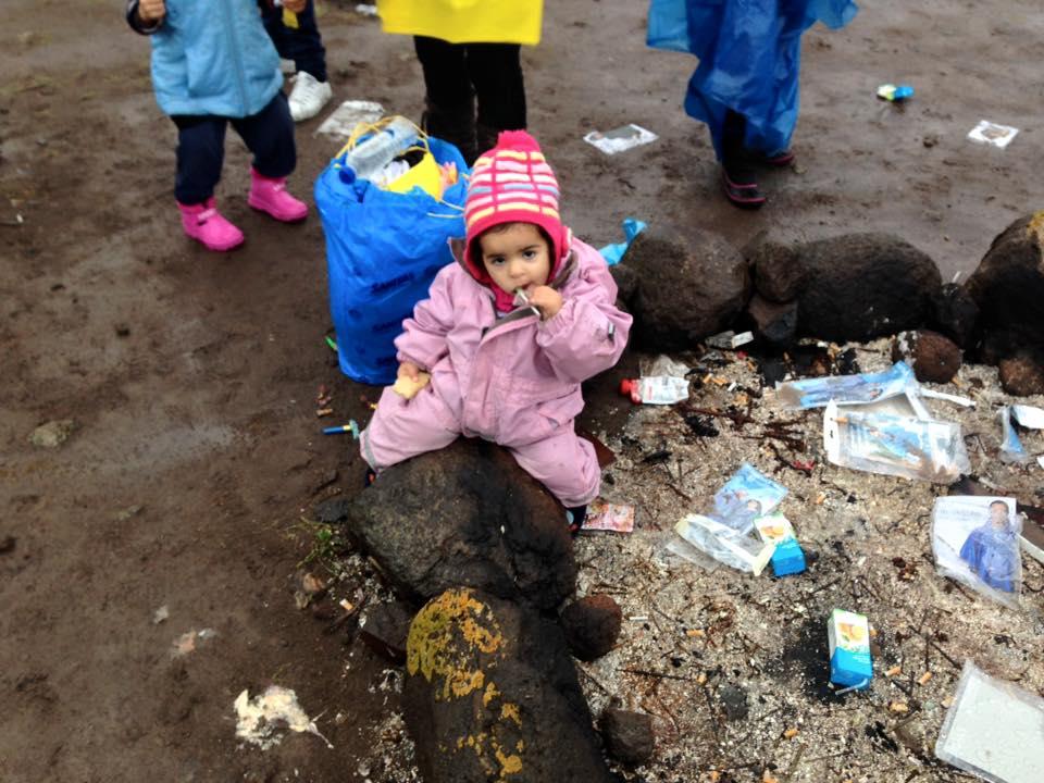 Vil du hjælpe flygtninge på Lesbos?